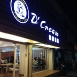 Photo taken at D'Cream by Meric M. on 3/17/2013