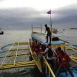 Photo taken at Caticlan Jetty Port & Passenger Terminal by Andrey S. on 3/4/2013