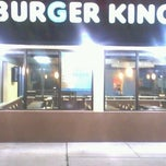 Photo taken at Burger King by Da Bul J. on 10/17/2011