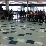 Photo taken at San Diego Mesa College Cafeteria by JaZz S. on 5/7/2012