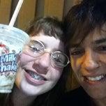 Photo taken at Milk Shake by Zuba Z. on 11/4/2012