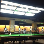 Photo taken at Club 11 Snooker & Pool by David O. on 11/9/2012