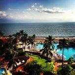 Photo taken at CasaMagna Marriott Resort & Spa by Karim M. on 10/3/2012