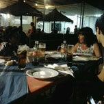 Photo taken at Cafe Bar La Cabra II by Manuel Luis S. on 8/17/2013