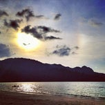 Photo taken at The Andaman, Langkawi by Casey L. on 11/9/2012