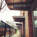 Photo taken at Portland State Bookstore by Meng L. on 12/27/2012