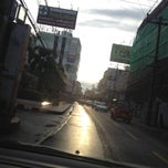 Photo taken at แยกรัชดา-สุทธิสาร (Ratchada-Sutthisan Intersection) by Patchara K. on 9/20/2012