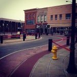 Photo taken at Park Central Square by Donnie R. on 12/8/2012