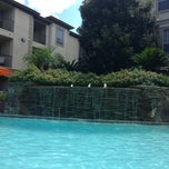Photo taken at Camden Midtown Pool by Betsy L. on 9/2/2013
