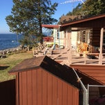 Photo taken at Swoope's At The Cabin by Douglas S. on 9/27/2014