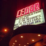 Photo taken at Cedar Cultural Center by Aaron N. on 2/2/2013