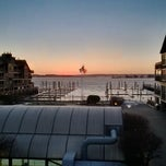 Photo taken at Newport OnShore Resort by Will F. on 2/23/2014