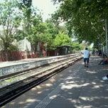 Foto tomada en Estación San Isidro [Línea Mitre] por Fabi el 10/28/2012