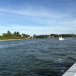 Photo taken at Southern Point of Port Royal by Vince B. on 11/8/2013