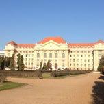 Photo taken at Debreceni Egyetem, főépület by Bettina B. on 11/15/2012