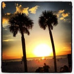 Photo taken at Clearwater Beach Pier by Alisha K. on 10/22/2012