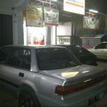 Photo taken at Alfa Mart (Mitra Usaha:Ira Medica) by ebe i. on 11/1/2012