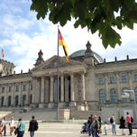 Photo taken at Deutscher Bundestag Unterabteilung ZV by Alexander M. on 6/8/2013