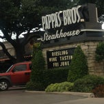 Photo taken at Pappas Bros. Steakhouse by Liz H. on 6/20/2013