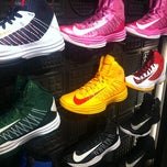 Photo taken at Nike Santa Monica by Amanda B. on 10/14/2012
