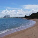 Photo taken at Palm Grove Resort Pattaya by Yana L. on 5/25/2013