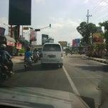 Photo taken at Perempatan Monjali by Erlangga W. on 9/11/2014