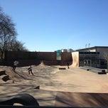 Photo taken at Seattle Center Skatepark by Chris G. on 3/30/2013