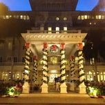 Photo taken at Moana Surfrider, A Westin Resort & Spa, Waikiki Beach by [Princess] on 12/2/2012