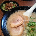 Photo taken at 麺屋めん虎 浜松店 by hiyoship on 1/25/2013