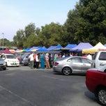 Photo taken at Gerai Makan Tepi Jalan UNITEN by Geoffrey Q. on 7/23/2013