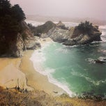 Photo taken at Julia Pfeiffer Burns State Park by Thomas B. on 7/7/2013