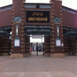 Photo taken at Victory Field by Brian J. on 2/14/2013
