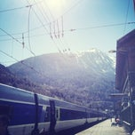 Photo taken at Gare SNCF de Modane by Éponine on 4/18/2013