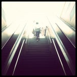 Photo taken at Hacıosman Metro İstasyonu by Ali B. on 10/16/2012