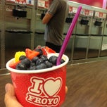 Photo taken at FroyoLife by BB C. on 7/18/2013