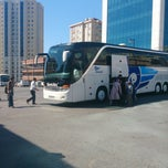 Photo taken at Kamil Koç Dudullu Terminali by Erkan Çelik on 8/3/2013