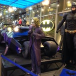 Photo taken at DC Comics Super Heroes by Chuah San Ling on 4/30/2015