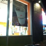 Photo taken at Dunkin' Donuts by Kath Q. on 11/11/2013
