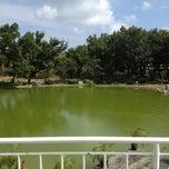 Photo taken at Atracciones El Lago by Alezzia F. on 3/2/2013
