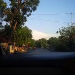 Photo taken at Jl. Trans Sulawesi by Feli F. on 10/27/2014