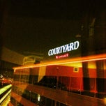 Photo taken at Courtyard by Marriott by Russell B. on 12/31/2012