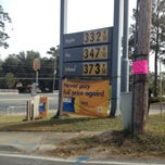 Photo taken at Shell by Chely D. on 12/8/2012