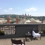 Photo taken at Hotel Catalonia Barcelona Plaza by Sashina on 7/26/2013