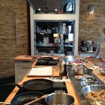 Photo taken at Ateliers Et Saveurs by Delphine L. on 2/14/2013