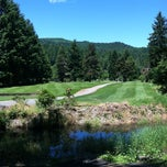 Photo taken at McKenzie River Golf Course by Mike B. on 5/31/2013