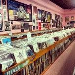 Photo taken at Joe's Record Paradise by Tony T. on 2/28/2013