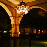 Photo taken at Amala - Jumeirah Zabeel Saray by O-sein on 4/11/2013