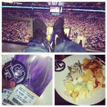 Photo taken at Verve Energy Lounge @ US Airways Center by JC on 3/29/2014