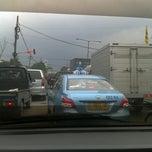 Photo taken at Jl Demak, Surabaya by Fi Hwang T. on 12/19/2013
