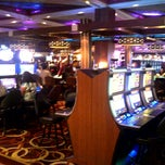 Photo taken at Seminole Hard Rock Hotel & Casino - Casino Center Bar by Videsh on 1/6/2013